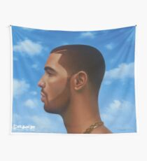 Drake Nothing Was The Same Wall Tapestry