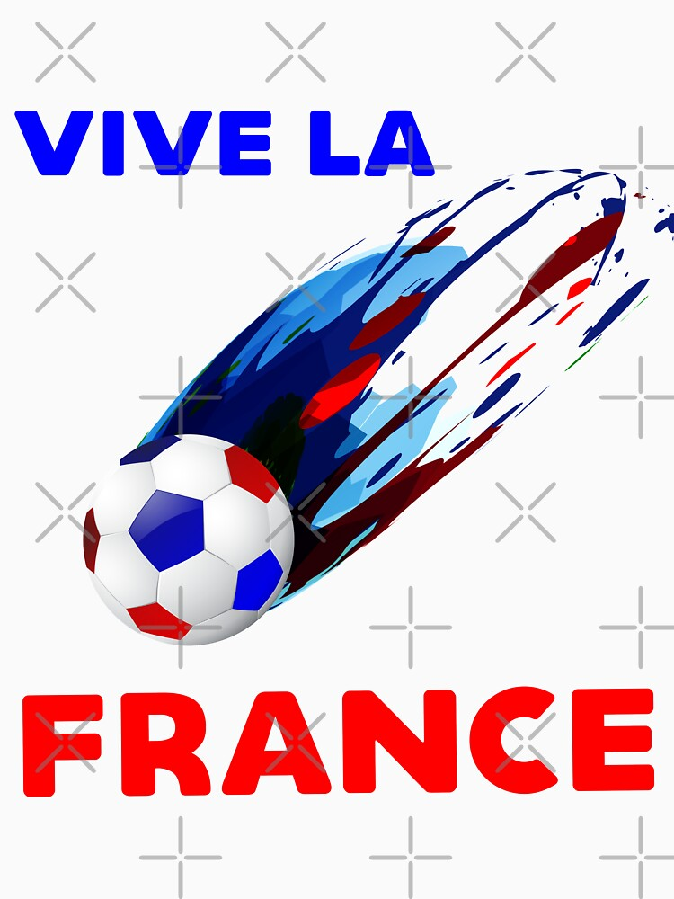 VIVE LA FRANCE UNIQUE PRODUCT FOR THE FRENCH CHAMPION TEAM by rulacreative
