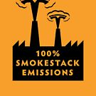 100% Smokestack Emissions; Dark Theme by DoomsDayDevice