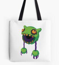 Big Mouth Piñatamon Tote Bag