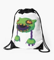 Big Mouth Piñatamon Drawstring Bag