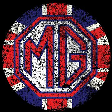 MG cars UK by midcenturydave