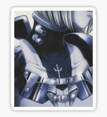 Claymore - Clare Sticker