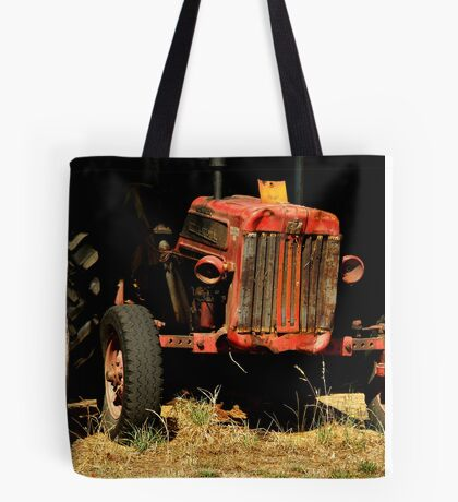 Tractor Shed Tote Bag