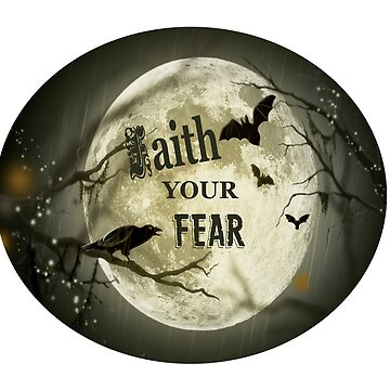 FAITH YOUR FEAR - GIVE YOUR FEARS TO JESUS by Tim-Forder