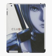 Claymore - Clare iPad Case/Skin