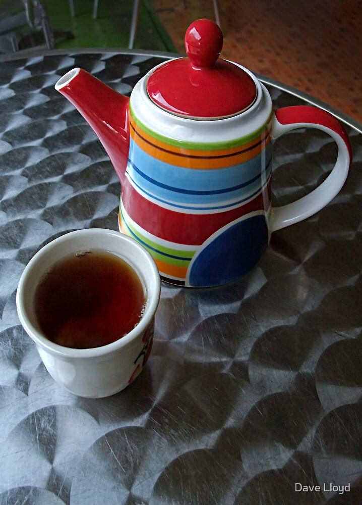 Tea by Dave Lloyd