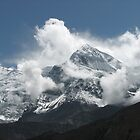 Sweet Cotton Clouds | Nepal  by LiriMor