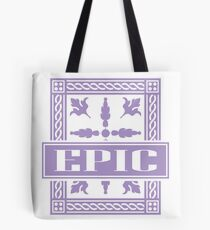 Epic epic Tote Bag