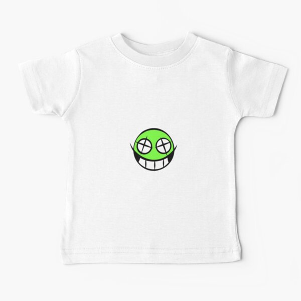Miika Palanisamy's Dead Men Wanted: Wasteland Psycho Green Baby T-Shirt