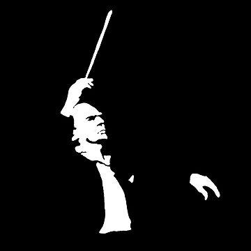 Orchestra Conductor by vivalarevolucio