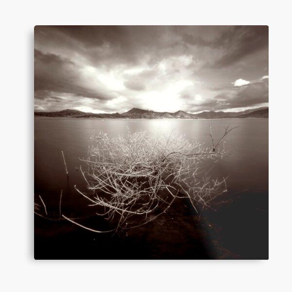 Lake Moogerah Metal Print