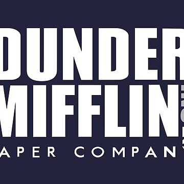 Dunder Mifflin by fashprints