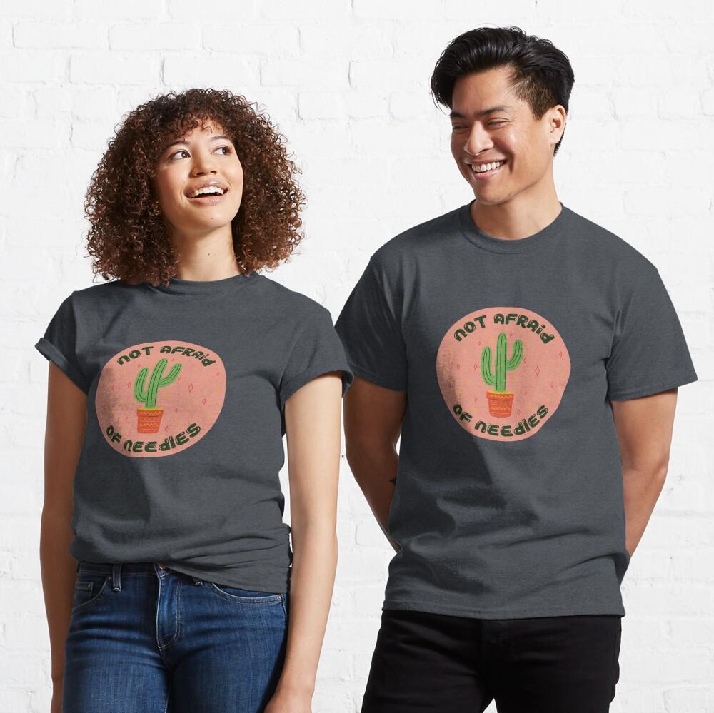Not afraid of needles Classic T-Shirt