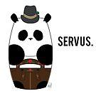 Culture Panda - Bavarian von sakubik