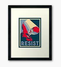 Lámina enmarcada Resistencia de junio