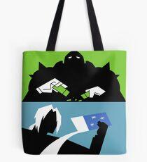 Powerpuff Alchemist Tote Bag