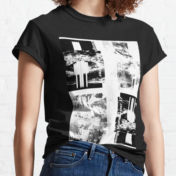 Design Manchester 2017 Poster(zine) Classic T-Shirt