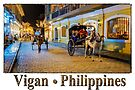Vigan Philippines (with title) by Raymond Warren