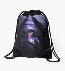 Night Triumphant  Drawstring Bag