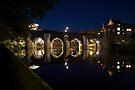 Old Elvet Bridge by David Lewins