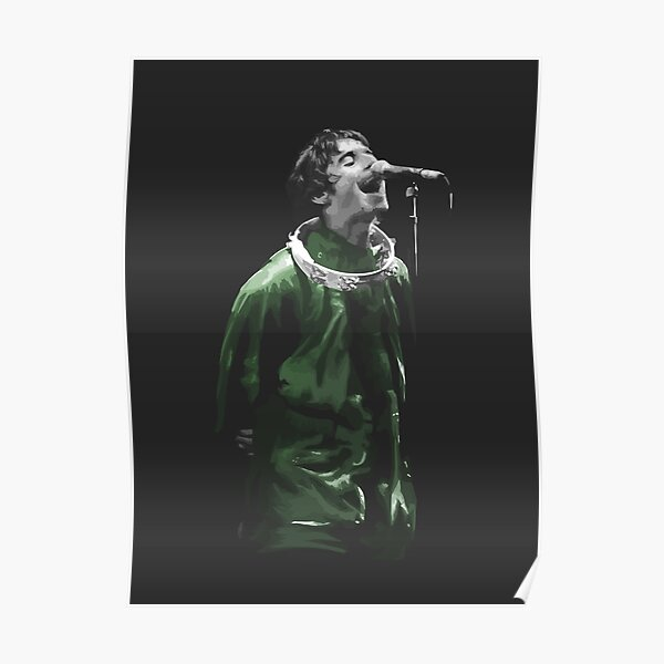 Liam Gallagher Póster