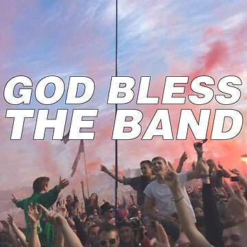 God Bless the Band - Courteeners by mrpopo8