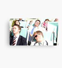 Henley Royal Regatta spectators Leinwanddruck
