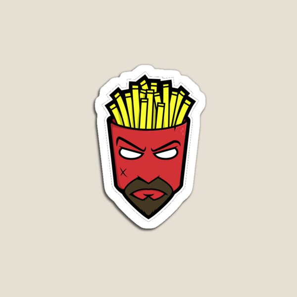FRYLOCK STICKER Magnet