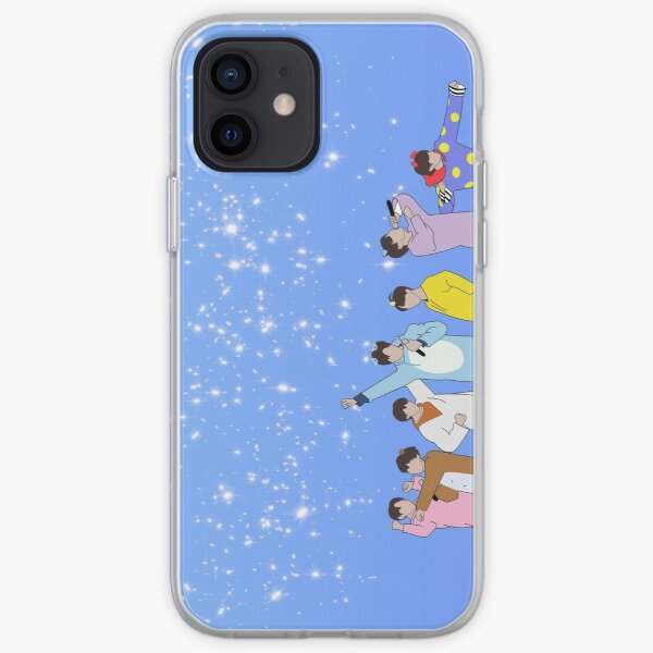 BT21 Debut Stage Coque souple iPhone