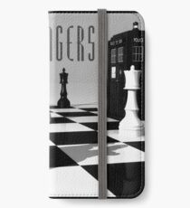 Doctor Who? iPhone Wallet/Case/Skin