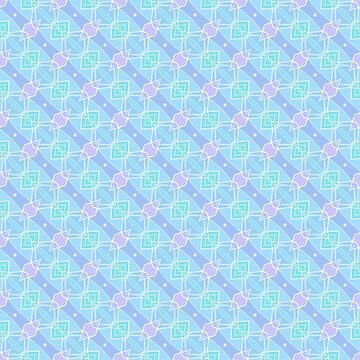 Pastel Seamless Pattern 5 by KaleiopeStudio