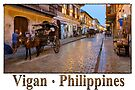 Vigan Philippines (with title)2 by Raymond Warren