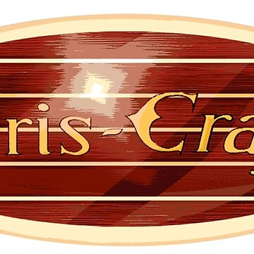 Chris Craft Vintage wooden boats USA by midcenturydave