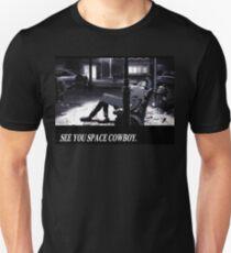 Cowboy Bebop See You Space Cowboy Slim Fit T-Shirt