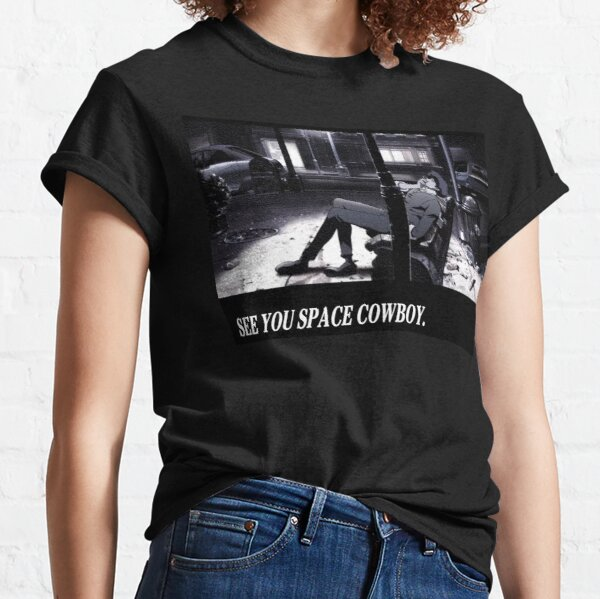 Cowboy Bebop See You Space Cowboy Classic T-Shirt