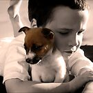 Buddy and Belle by micklyn