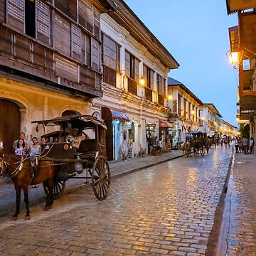 Vigan City Philippines 2 by RayW
