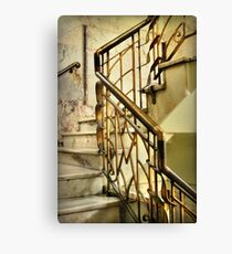 Manchester Unity Staircase Canvas Print