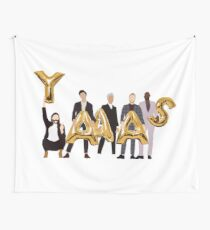 The Fab 5 Wall Tapestry