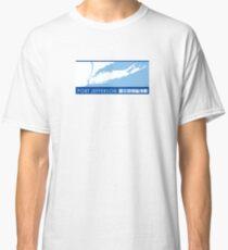 Camiseta clásica Port Jefferson - Long Island.