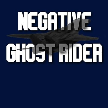 Negative Ghost Rider by Gwright313