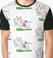 It's A Cow Graphic T-Shirt