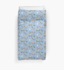 Farmyard Animal Pattern Duvet Cover