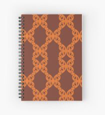 MAD TUUTURU L-Original Orange Spiral Notebook