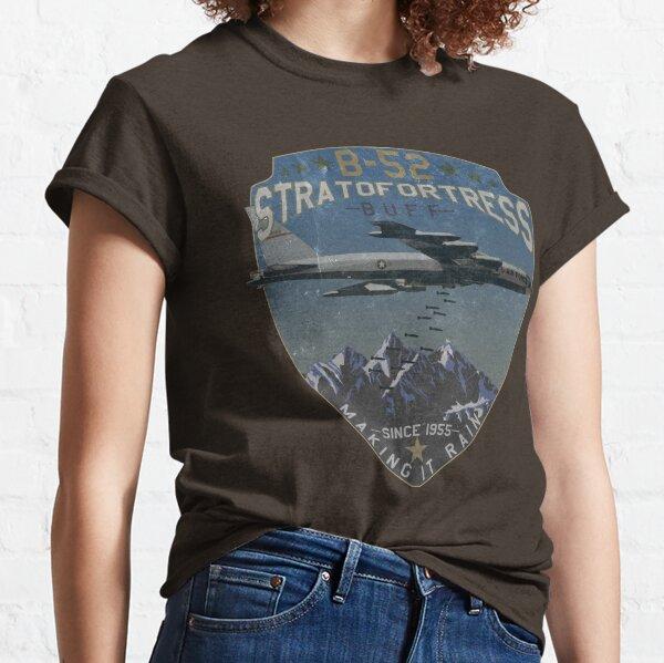 B-52 Stratofortress | Making it Rain Since 1955 Vintage Design Classic T-Shirt
