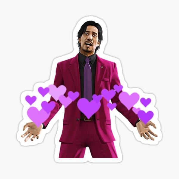 Nishitani: Man of Love  Sticker