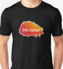 Pet Cactus Unisex T-Shirt