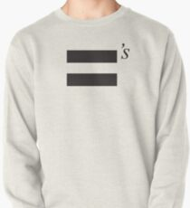 Equality Pullover