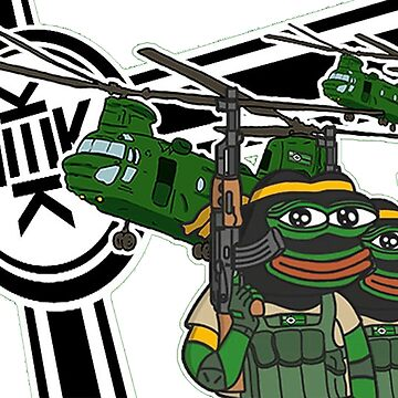 Welcome to Kekistan by markdanshin